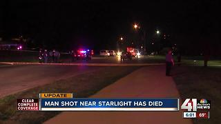 Man shot, killed near Starlight Theatre - Video