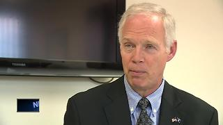 Sen. Johnson: More time needed to evaluate health care bill - Video