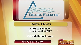 Delta Floats - 1/2/17 - Video