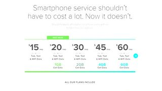 Cell phone service for $20 a month - Video
