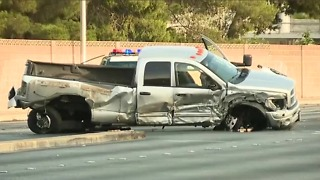 Police say stolen vehicle was involved in deadly crash - Video