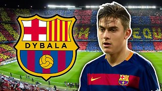 Barcelona to spend €100m on the 'next Messi'? | Transfer Talk - Video