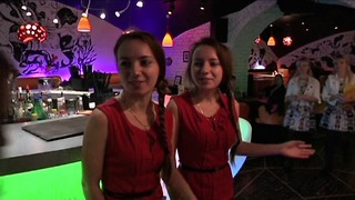 Restaurant Staffed By Twins - Video