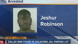 Man arrested at Okla. prison with bloody knife - Video