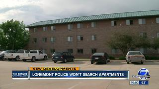 Longmont police will stop tagging along on apartment inspections - Video