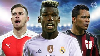 Paul Pogba to Real Madrid for €133m? | Transfer Talk - Video