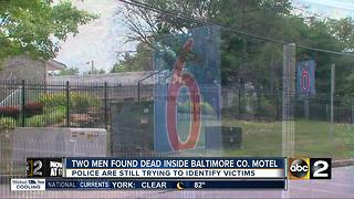 Two dead at Motel 6