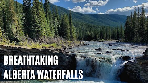 Breathtaking Alberta Waterfalls You Need To Road Trip To This Spring