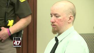 Man accused of killing 5-year-old step daughter back in court - Video