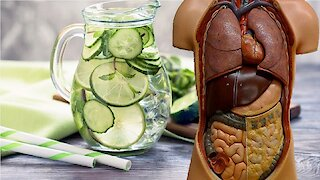Incredible health benefits of drinking cucumber water