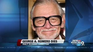 George A. Romero, father of the zombie film, is dead at 77 - Video