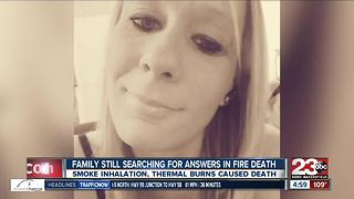 Coroner's report for Danielle Karlen reveals she died of smoke inhalation, thermal burns - Video