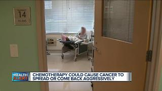 New study on chemotherapy - Video