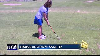 Summer Golf Tip #2 Proper Alignment - Video