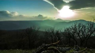 Beautiful Timelapse Video From Slovakian Little Carpathian Mountains - Video