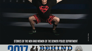 Denver Police Department release their own calendar - Video