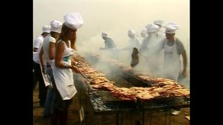 World's Biggest Barbecue - Video