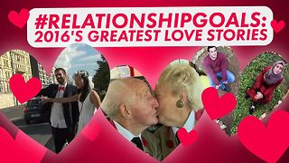 You won't believe how far 3 couples went to be together - Video
