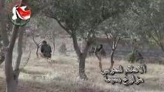 Pro-Assad Militias Establish Offensive Positions Around Wadi Barada Amid Ongoing Reports of Artillery Shelling - Video