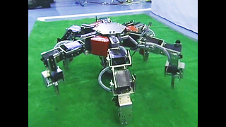 Robot Rescue Team - Video