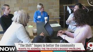 The Shift hopes to better the community - Video