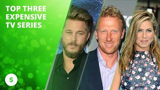 Cash-In Wednesday: top three most expensive tv series - Video