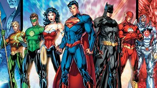 The Justice League In Numbers - Video