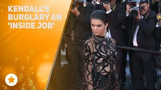 All the details on Kendall Jenner's home burglary - Video