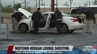 TPD investigating shooting outside hookah lounge - Video