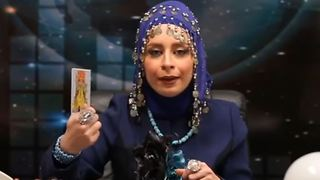 Fortune telling by the fortune teller - Video