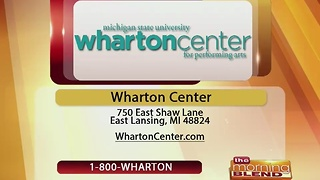 Wharton Center -12/12/16 - Video