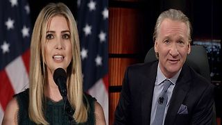 Bill Maher Has A Nickname For Ivanka Trump - Video