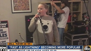 Anne Arundel kids rock Baltimore, Washington D.C. - Video