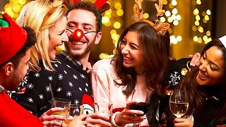 Avoid Holiday Hangovers: 3 Cheerful Drinking Tips - Video