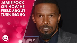 Jamie Foxx reveals his 50th birthday party plans - Video
