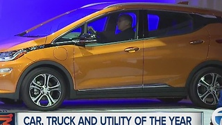 Car, truck and utility of the year - Video