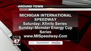 Around Town 6/16/2017: Michigan International Speedway - Video