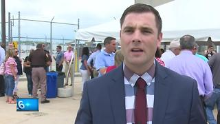 American Airlines now flys from Appleton - Video