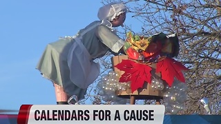Boise icon turns calendar girl for a great cause - Video