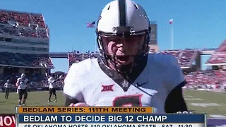 Big Al and Cayden preview Bedlam - Video