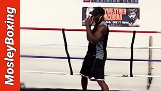 Shadow Boxing Tutorial  - Part 2 - #MosleyBoxing - Video
