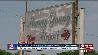 Harvey Young Airport getting makeover - Video