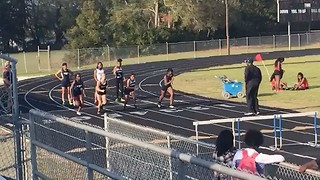 Epic Hurdle-Jumping Fail Takes Down Not One, but Two Students - Video