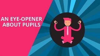 An eye-opening discovery about pupils - Video