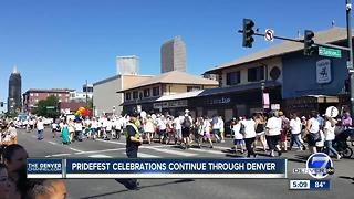 Thousands celebrate PrideFest Parade in Denver