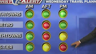 7 First Alert Midday Forecast 12-13-16 - Video