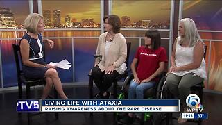 Living with ataxia - Video