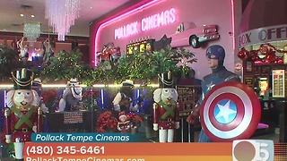Pollack Tempe Cinemas: Home of the $3.00 movies! - Video