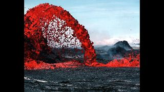 10 Most Active Volcanoes - Video