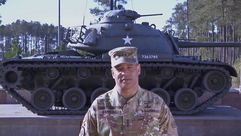 U.S. Army Central Command Video